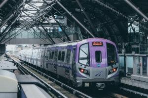 地下鉄(桃園捷運)でのアクセス方法