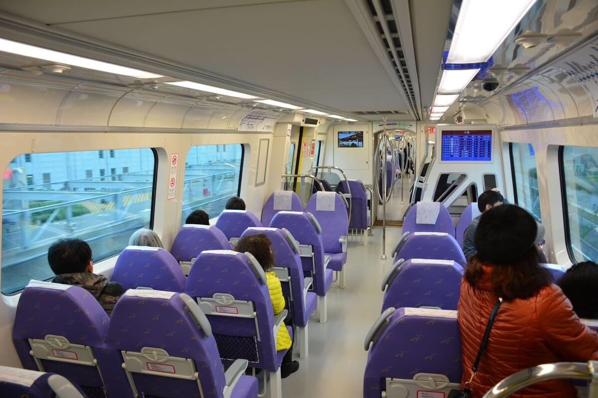 地下鉄(桃園捷運)のメリット