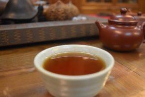 香りを楽しむお茶
