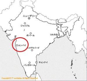 インド南部の都市