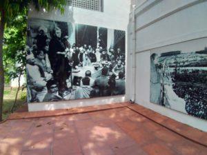 ガンジー記念館はインド中にある