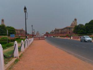 インド現地映像でよく見る場所