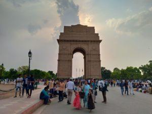デリーとムンバイの「インド門」の違い