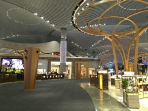 イスタンブール新空港は2018年にできた空港