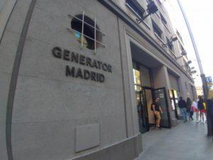 ゲストハウス「Generator Madrid」概要