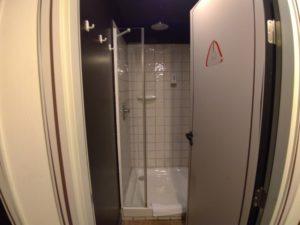 シャワーからお湯が出ない