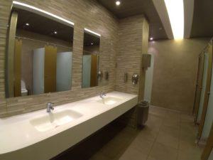 トイレが綺麗