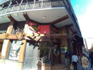 ビュッフェレストラン「Buffet Ristorante Topolino」