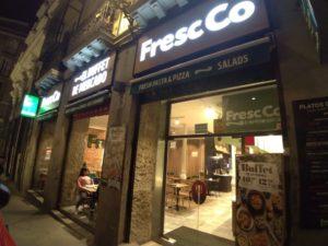 ビュッフェレストラン「Fresc Co」