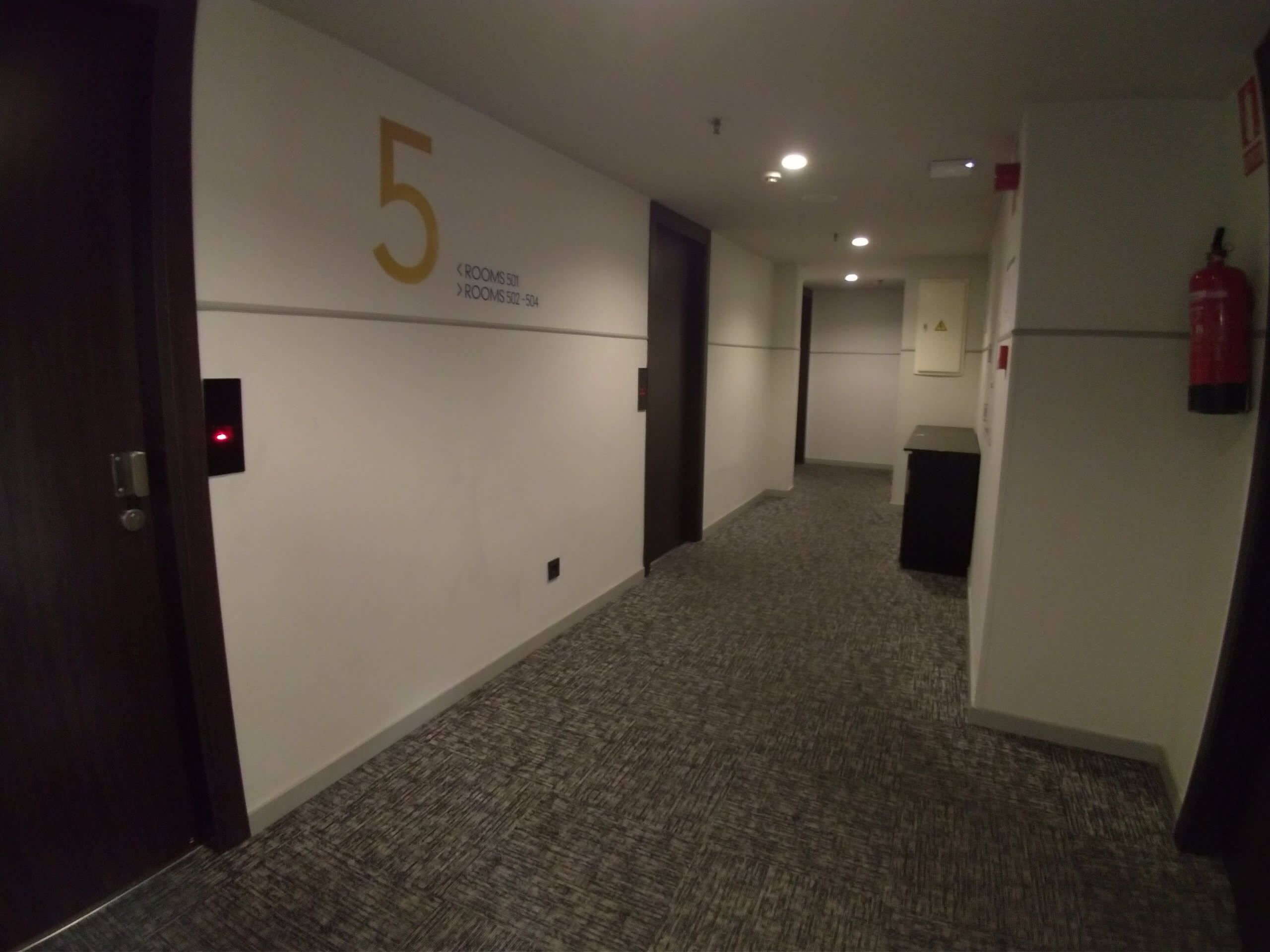 「TOC Hostel Madrid」は満足度の高いゲストハウス
