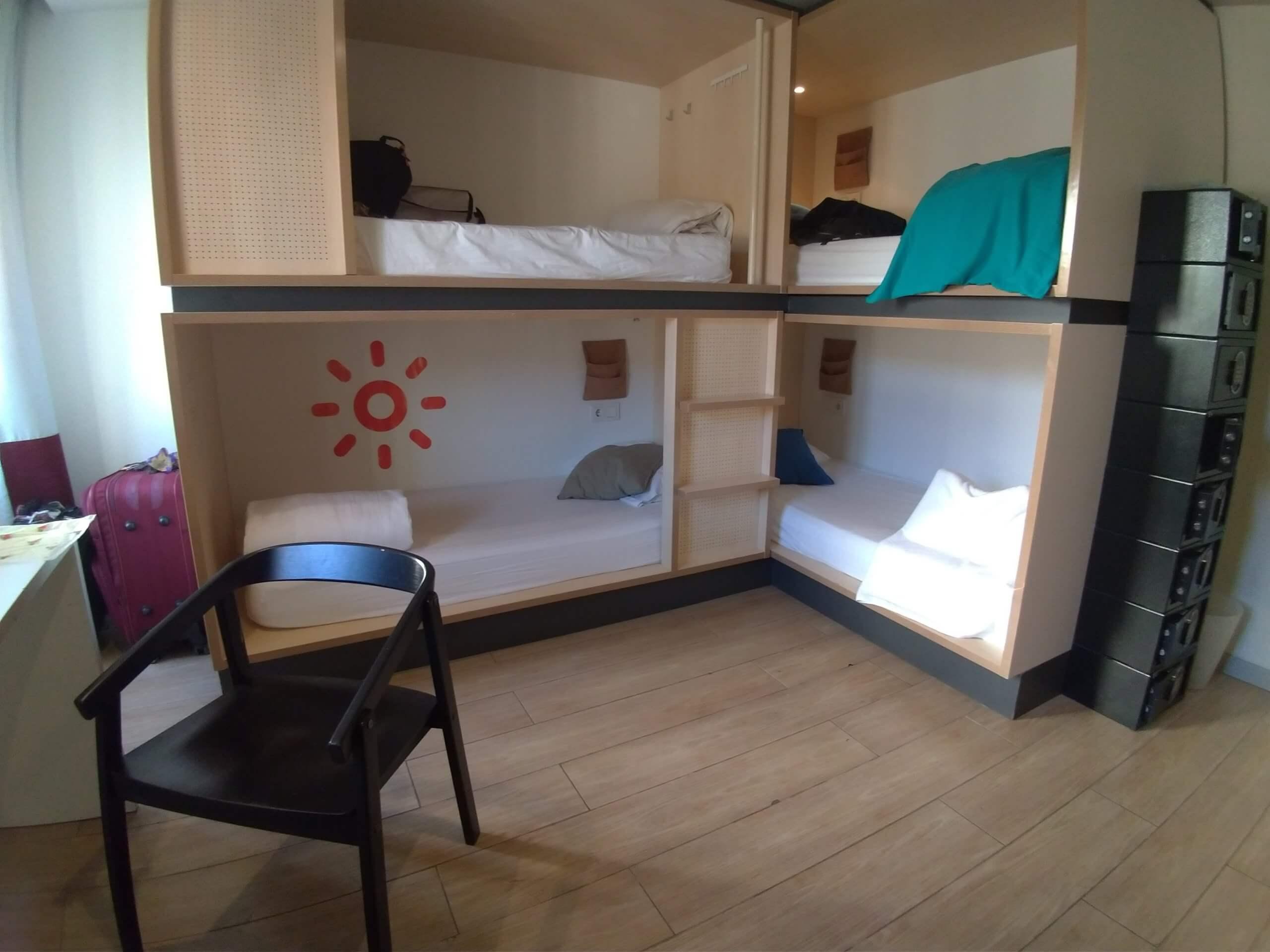 「TOC Hostel Madrid」