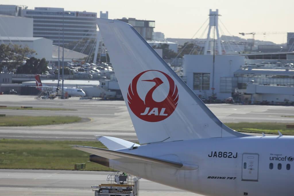 「日本航空(JAL)」 週7便の運航が便利