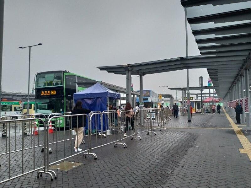 未分類 マカオから香港までバスで移動する方法